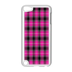 Cell Background Pink Surface Apple iPod Touch 5 Case (White)