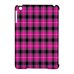 Cell Background Pink Surface Apple iPad Mini Hardshell Case (Compatible with Smart Cover)