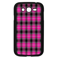 Cell Background Pink Surface Samsung Galaxy Grand DUOS I9082 Case (Black)