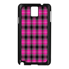 Cell Background Pink Surface Samsung Galaxy Note 3 N9005 Case (Black)