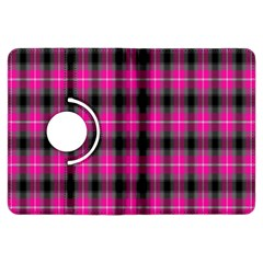 Cell Background Pink Surface Kindle Fire HDX Flip 360 Case