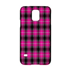 Cell Background Pink Surface Samsung Galaxy S5 Hardshell Case