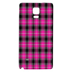 Cell Background Pink Surface Galaxy Note 4 Back Case
