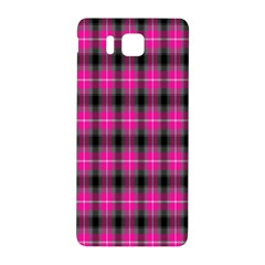 Cell Background Pink Surface Samsung Galaxy Alpha Hardshell Back Case