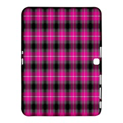 Cell Background Pink Surface Samsung Galaxy Tab 4 (10.1 ) Hardshell Case