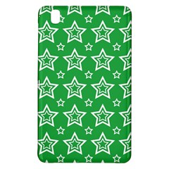 Green White Star Line Space Samsung Galaxy Tab Pro 8.4 Hardshell Case