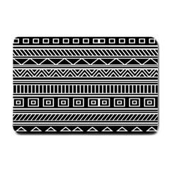 Myria Wrapping Paper Black Small Doormat