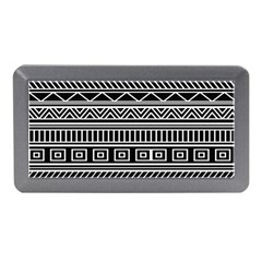 Myria Wrapping Paper Black Memory Card Reader (Mini)