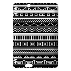 Myria Wrapping Paper Black Kindle Fire HDX Hardshell Case