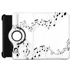 Music Note Song Black White Kindle Fire HD 7