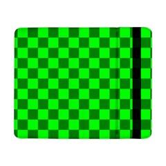 Plaid Flag Green Samsung Galaxy Tab Pro 8.4  Flip Case