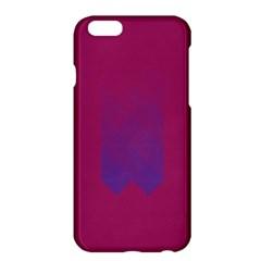 Purple Blue Apple Iphone 6 Plus/6s Plus Hardshell Case