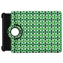 Green White Wave Kindle Fire HD 7