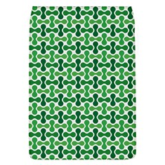 Green White Wave Flap Covers (L)