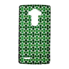 Green White Wave LG G4 Hardshell Case