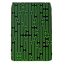 Pipes Green Light Circle Flap Covers (L)