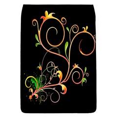 Flowers Neon Color Flap Covers (L)