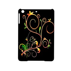 Flowers Neon Color iPad Mini 2 Hardshell Cases