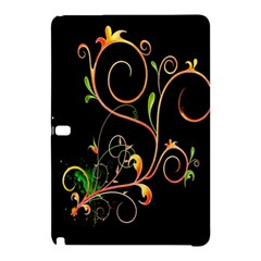 Flowers Neon Color Samsung Galaxy Tab Pro 12.2 Hardshell Case