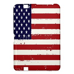 Flag United States United States Of America Stripes Red White Kindle Fire HD 8.9