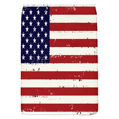 Flag United States United States Of America Stripes Red White Flap Covers (l)