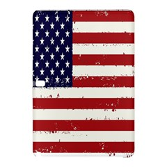 Flag United States United States Of America Stripes Red White Samsung Galaxy Tab Pro 10.1 Hardshell Case