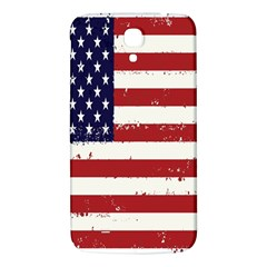 Flag United States United States Of America Stripes Red White Samsung Galaxy Mega I9200 Hardshell Back Case