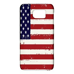 Flag United States United States Of America Stripes Red White Galaxy S6
