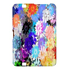 Flowers Colorful Drawing Oil Kindle Fire HD 8.9