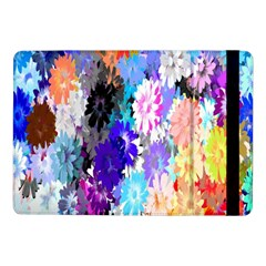 Flowers Colorful Drawing Oil Samsung Galaxy Tab Pro 10.1  Flip Case