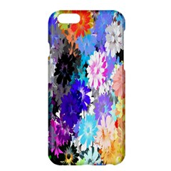 Flowers Colorful Drawing Oil Apple iPhone 6 Plus/6S Plus Hardshell Case