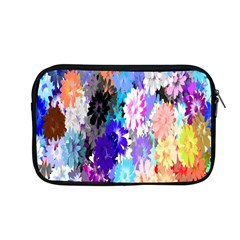 Flowers Colorful Drawing Oil Apple Macbook Pro 13  Zipper Case