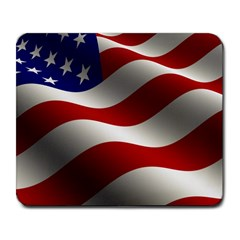 Flag United States Stars Stripes Symbol Large Mousepads