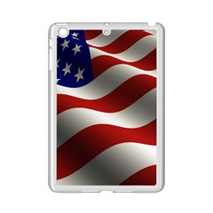 Flag United States Stars Stripes Symbol iPad Mini 2 Enamel Coated Cases