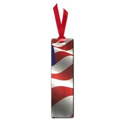 Flag United States Stars Stripes Symbol Small Book Marks