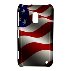 Flag United States Stars Stripes Symbol Nokia Lumia 620