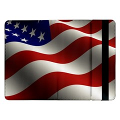 Flag United States Stars Stripes Symbol Samsung Galaxy Tab Pro 12.2  Flip Case