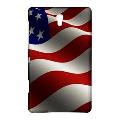 Flag United States Stars Stripes Symbol Samsung Galaxy Tab S (8.4 ) Hardshell Case
