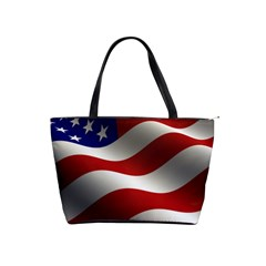 Flag United States Stars Stripes Symbol Shoulder Handbags