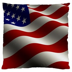 Flag United States Stars Stripes Symbol Large Cushion Case (One Side)