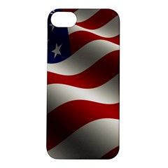 Flag United States Stars Stripes Symbol Apple iPhone 5S/ SE Hardshell Case