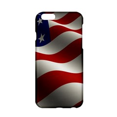 Flag United States Stars Stripes Symbol Apple Iphone 6/6s Hardshell Case