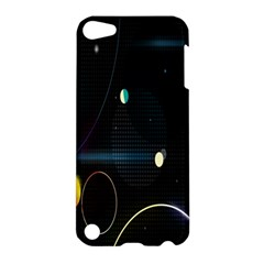 Glare Light Luster Circles Shapes Apple iPod Touch 5 Hardshell Case