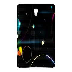 Glare Light Luster Circles Shapes Samsung Galaxy Tab S (8 4 ) Hardshell Case