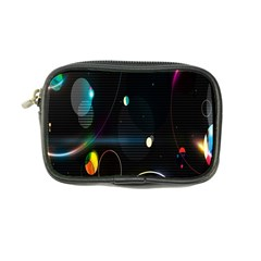 Glare Light Luster Circles Shapes Coin Purse