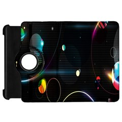 Glare Light Luster Circles Shapes Kindle Fire HD 7