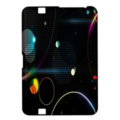 Glare Light Luster Circles Shapes Kindle Fire HD 8.9