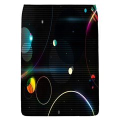 Glare Light Luster Circles Shapes Flap Covers (S)