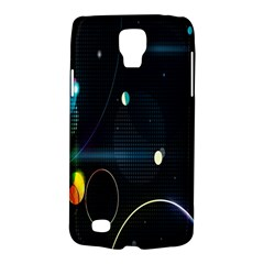 Glare Light Luster Circles Shapes Galaxy S4 Active