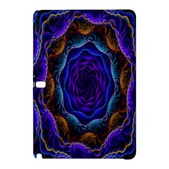 Flowers Dive Neon Light Patterns Samsung Galaxy Tab Pro 10.1 Hardshell Case